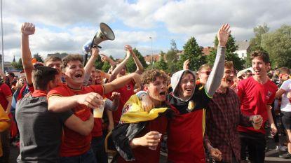 Extra controles op verkoop van drank aan minderjarigen na examens en tijdens matchen Rode Duivels