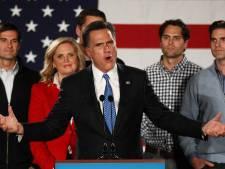 Les fils de Romney ont tenté de le convaincre de ne pas se présenter