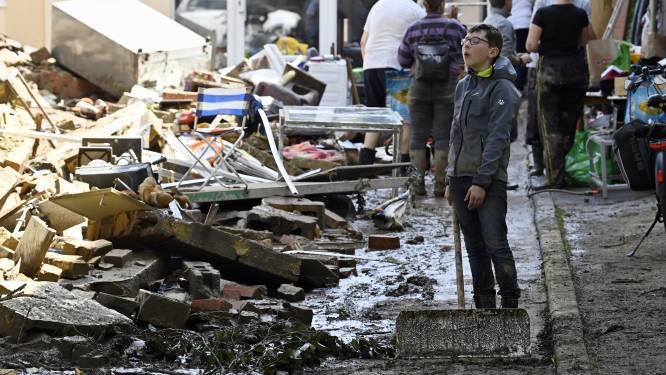 Essevee zoekt supporters om in zwaar getroffen Eupen te helpen