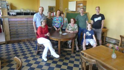 Buurthuis 't Schoolke van Eke-Landuyt' officieel geopend