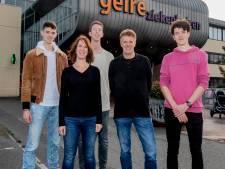 Deze familie uit Weesp is het langste gezin ter wereld