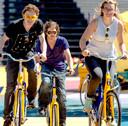 Dit jaar worden in Nederland naar schatting 3 miljoen ritten gemaakt op de OV-fiets.