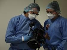 Marc-Anthony filmde bij JBZ-ziekenhuis de strijd tussen leven en dood in coronatijd