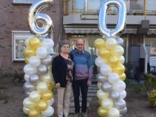 Al zestig jaar samen 'door samen met elkaar in gesprek te blijven'