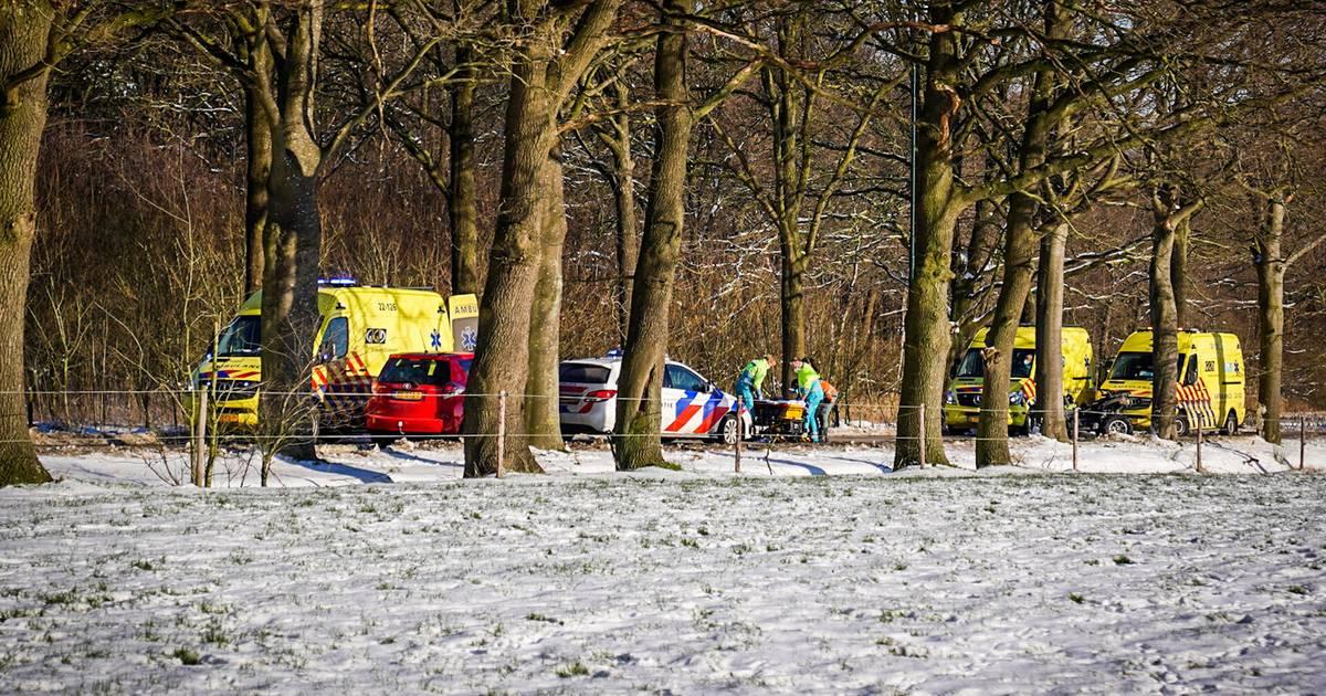Twee jongens gewond bij ernstig quadongeluk bij Nuenen.
