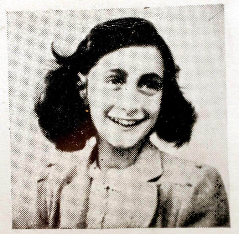 Anne Frank was one of the many victims of the Holocaust in Amsterdam.  Beeld ANP
