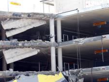 Aansluiting van betonplaten en temperatuur oorzaak instorting parkeergarage Eindhoven Airport