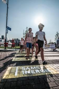 Symbolisch startschot voor nieuwe duurzaamheidscampagne: 'Brug tussen nu en 2050'