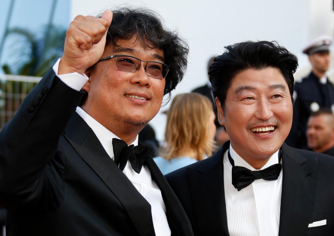 Bong Joon-ho et Song Kang-ho