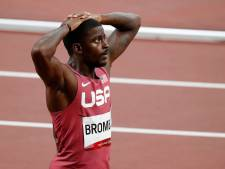 Coup de théâtre sur le 100m: le grand favori Trayvon Bromell éliminé en demies