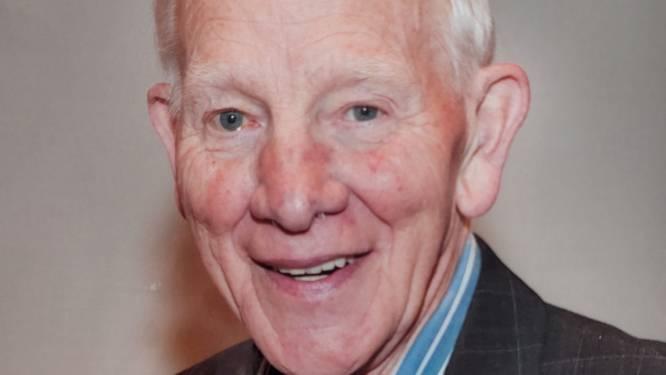 Eddie Hurkmans, goedheilige supervrijwilliger van Moergestel, op 90-jarige leeftijd overleden
