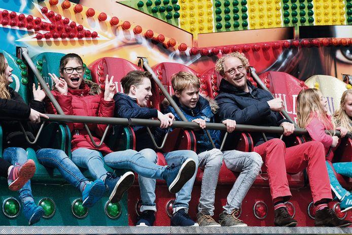 Kermis in Winterswijk, foto ter illustratie.