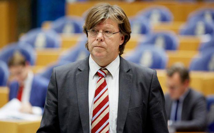 PVV-Kamerlid Tony van Dijck: