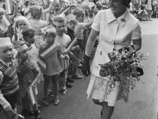 Prinses Margriet komt vijftig jaar later Kalorama in Beek opnieuw openen