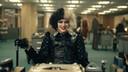 Emma Stone    de hoofdrolspelers van de nieuwe Disneyfilm Cruella