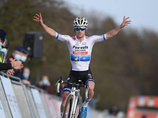 Europees kampioen Iserbyt triomfeert in laatste Ethias Cross van seizoen