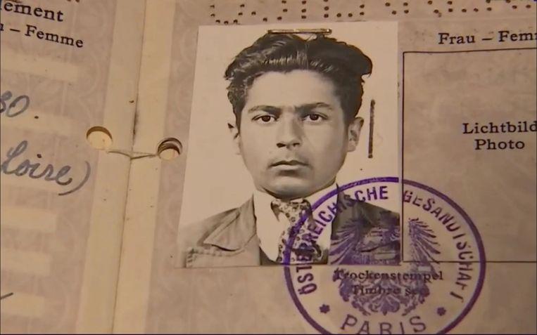 Tijdens de Tweede Wereldoorlog kregen de jonge Eric Schwam en zijn familie onderdak in Le Chambon-sur-Lignon. Beeld RV