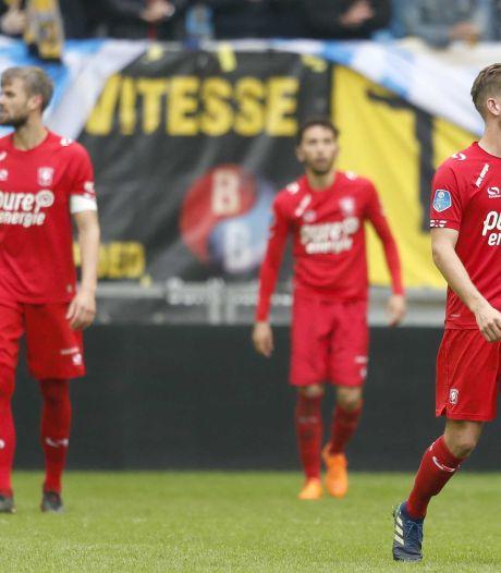 FC Twente degradeert na martelgang naar Jupiler League
