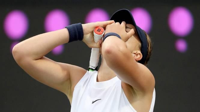Ashleigh Barty, 's werelds nummer 1, strandt in kwartfinales Charleston na verlies tegen Spaanse nummer 71