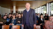 Leerlingen Atheneum Willebroek krijgen bijzondere leraar voor de klas: toppleiter Jef Vermassen