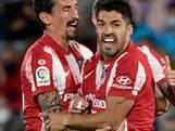 Suarez maakt winnend doelpunt in blessuretijd tegen Getafe