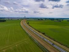 Nachtelijke afsluiting N50 tussen Kampen en Emmeloord vanwege werkzaamheden