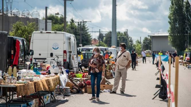 Zeelse rommelmarkt vindt zaterdag opnieuw plaats