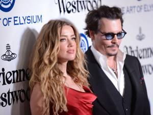 Amber Heard admet avoir frappé Johnny Depp