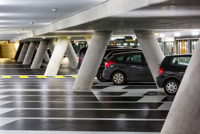 Parkeergarage St.Jan.