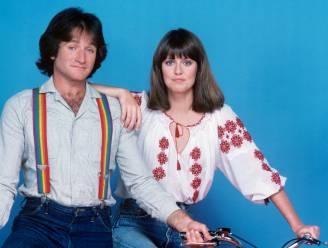 """'Mork and Mindy'-collega: """"Robin Williams betastte me op de set"""""""