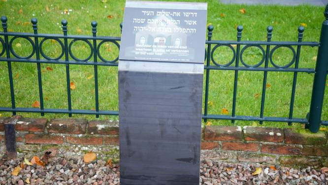 Voormalige Joodse synagoge en begraafplaats in Druten krijgen weer een fatsoenlijk bordje