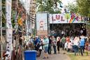 Een vorige editie van Lulboompop, een festival dat wél door kan gaan.