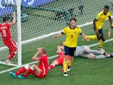 Le Suède remporte le groupe E
