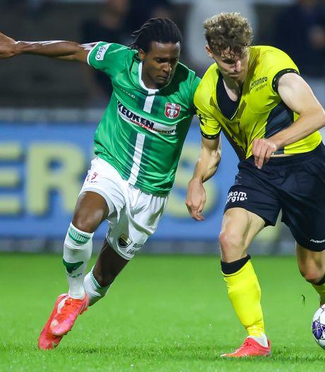 Jacky Donkor vindt geluk bij FC Dordrecht: 'In Ghana lopen spelers soms drie uur om te kunnen trainen'