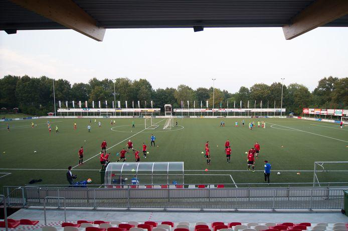 Het sportpark van derdedivisionist Excelsior'31.