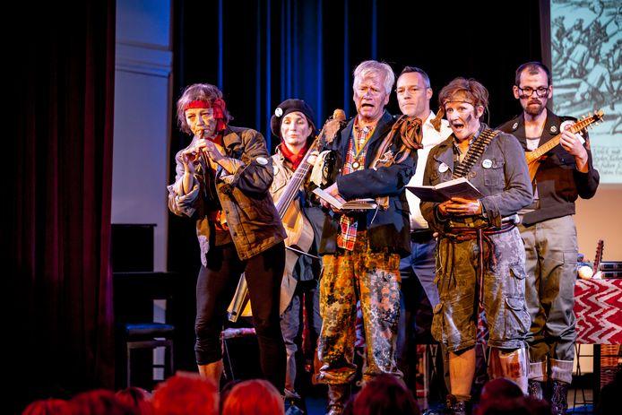 Camerata Trajectina en Hans Goedkoop brengen Vive le Geus.