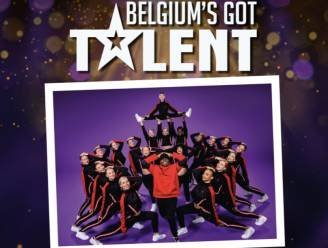 Made2Move in halve finale Belgium's Got Talent