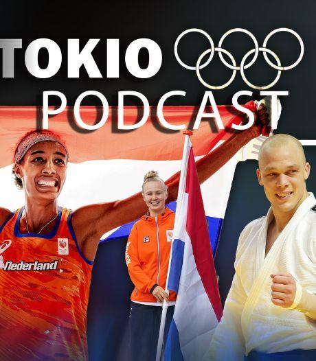 Podcast Ti-Ta-Tokio | 'Willen jullie allebei een gouden medaille?'