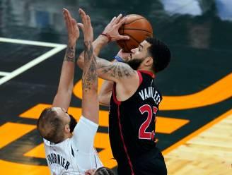 VanVleet verbetert clubrecord van Toronto, Irving leidt Brooklyn naar winst in topper tegen Clippers