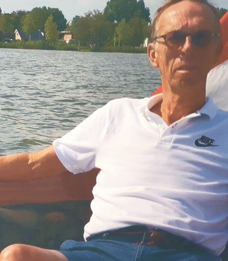 Hans (1949 -2021) was een 'gever', iemand die veel voor een ander over had