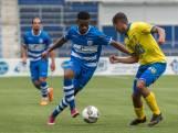 Voormalig PEC Zwolle-aanvaller Giovanni Hiwat (26) gaat bij SteDoCo verder als amateur