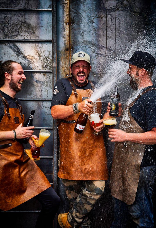 Kraaijevelds winnende foto (derde prijs) uit het kookboek BBQ Feast on Fire.   Beeld Remko Kraaijeveld