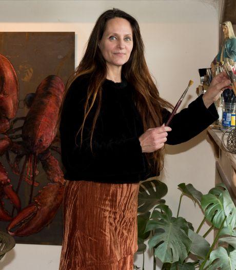 Quarantainekunst in coronatijd; 'Ik wil wel horen wat anderen van mijn werk vinden'