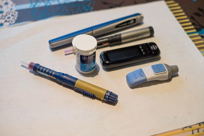 """Insuline vormt een behandeling voor diabetes, maar geen genezing. Willem Staels hoopt nu """"echte genezing"""" te vinden met zijn onderzoek."""