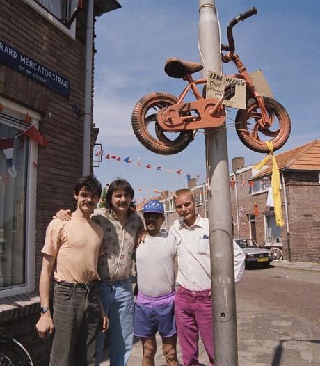 Herkent u iemand op deze foto van de Gerard Mercatorstraat?