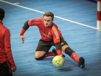 """Dries Vrancken en Red Devils Futsal klaar voor beslissende duels met Italië en Finland: """"EK 2022 mag ons niet ontglippen"""""""