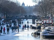 Lees terug: Nederland beleeft dag vol schaatspret, drukte op sommige plekken