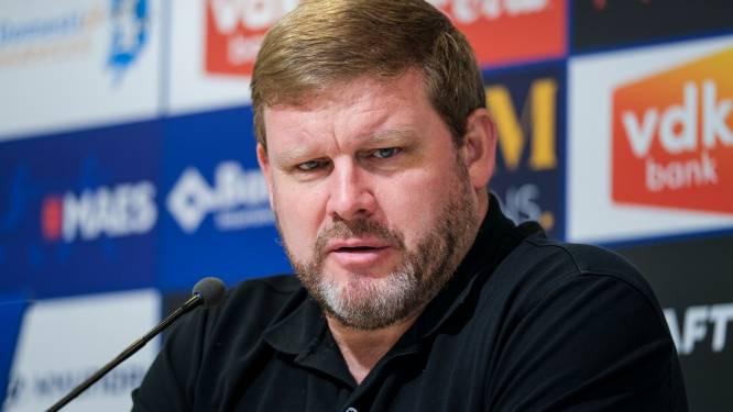 """Hein Vanhaezebrouck wordt """"mottig"""" van uitleg Referee Department: """"Dit is in strijd met het moderne voetbal"""""""