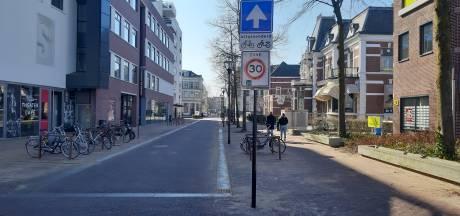 Buurt legt zich neer bij eenrichtingsverkeer in Deventer binnenstad