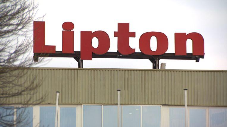 De Lipton-fabriek inVorst is de enige productievestiging die Unilever in ons land heeft.